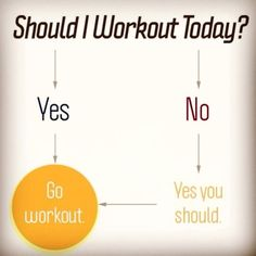 Should I workout